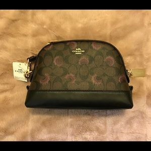 BRAND NEW WITH TAG COACH DOME CROSSBODY BAG